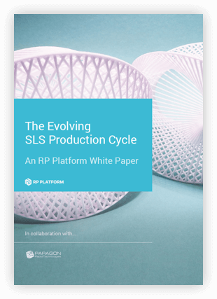 The Evolving SLS Production Cycle - RP Platform white paper