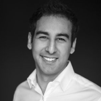 Keyvan Karimi, Founder and CEO of AMFG