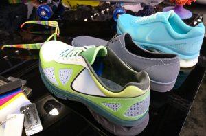 footwear 3d printing