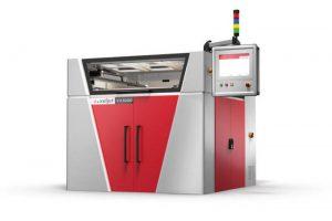Voxeljet's VX1000 3D printer