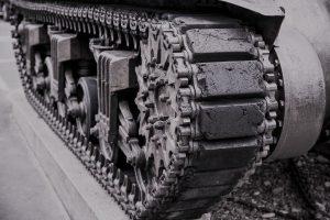 Military army tank