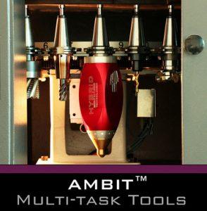 Hybrid Manufacturing Technologies' hybrid manufacturing system AMBIT
