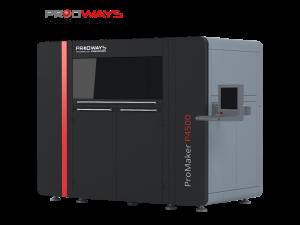 Prodways SLS 3D printer