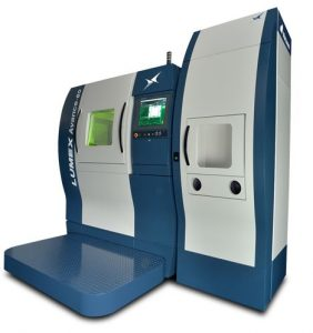 Matsuura Machinery Corp.'s hybrid LUMEX Avance-60 system