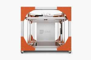 BigRep ONE v3 industrial 3D printer