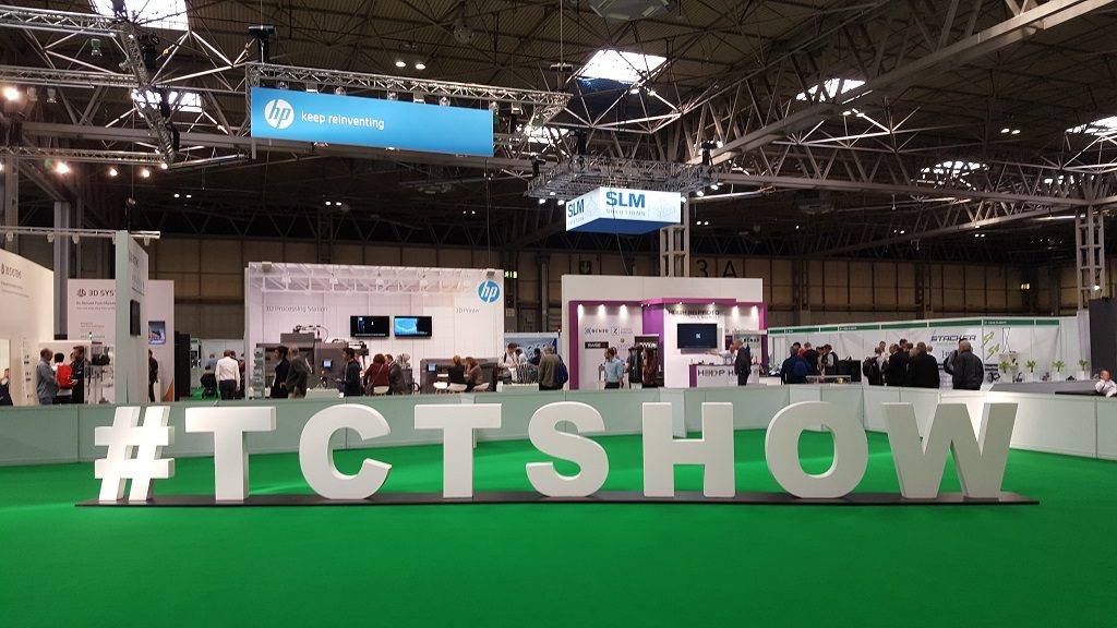 TCT Show for Additive Manufacturing