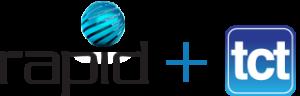Rapid + TCT trade show logo
