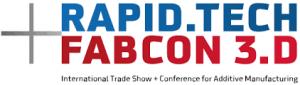 Rapid.Tech Fab Con Trade Show logo