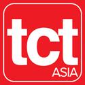 TCT Asia additive manufacturing trade show logo