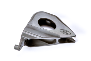 parking break bracket 3D-printed at Ford
