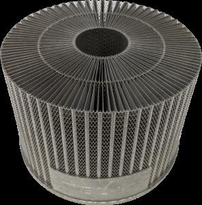 3D-printed heat exchanger