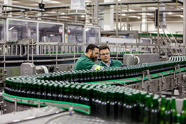 Heineken production with 3D printing and Ultimaker