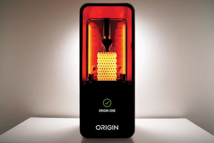 Origin One 3D printer