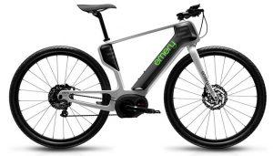Arevo 3D printed bike frame