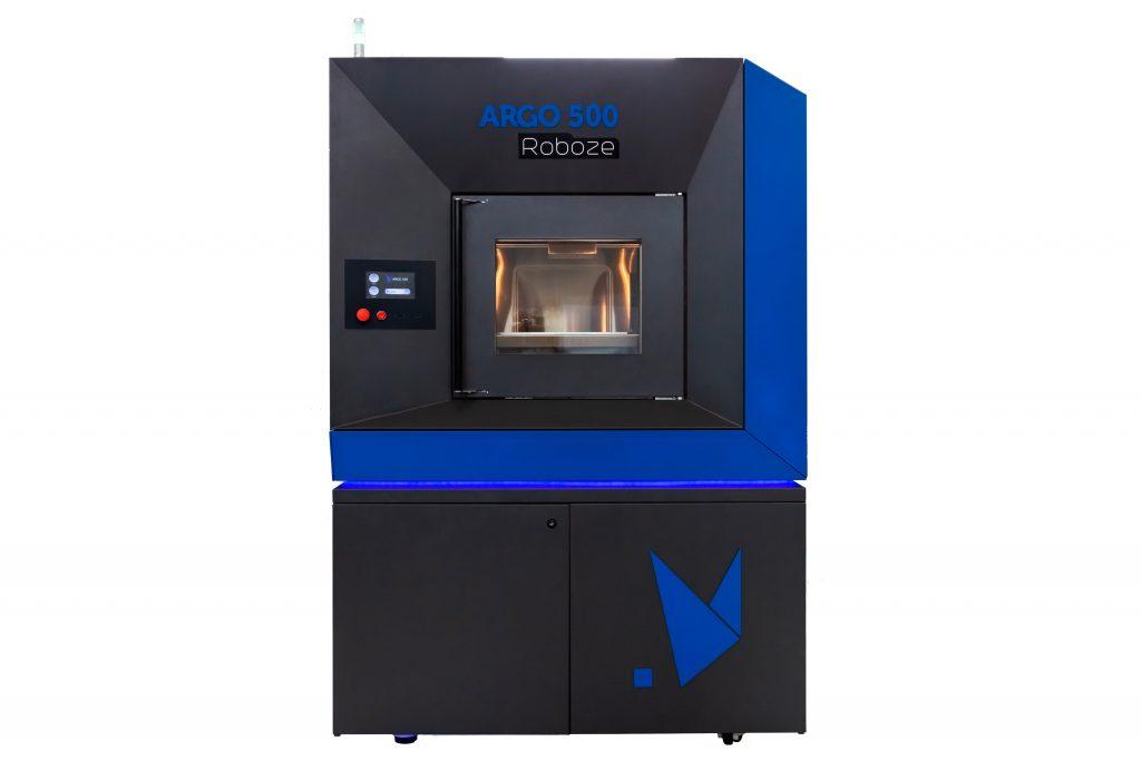 Roboze's Argo500 3D printer [Image credit: Roboze]