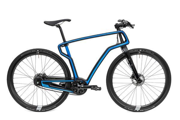 Arevo 3D-printed carbon fiber bike