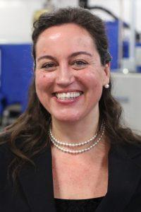 Nanci Hardwick, CEO der MELD Manufacturing Corporation