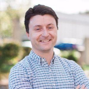 Zachary Murphree, Vize der Technology Partnerships bei VELO3D