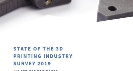 State of the 3D printing industry service bureau survey 2019 e1562757524159