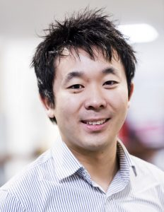 Dr Billy Wu, 3D printing expert at Imperial College London