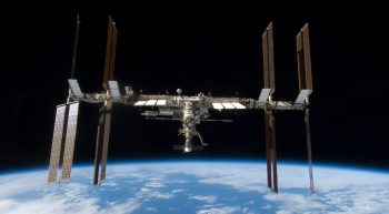 The International Space Station, where Made in Space are implementing their new technology for 3D printing plastic