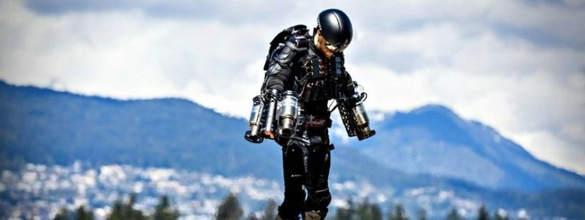 Richard Browning's 3D printed Iron Man suit -- a great example of rapid prototyping.