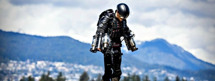The 3D printed 'Iron Man' suit — a perfect example of rapid prototyping in action