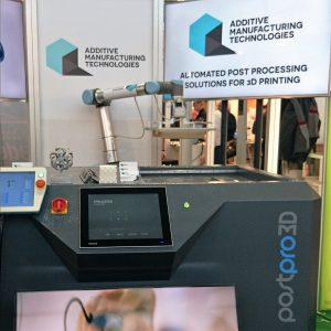 Postpro3D machine formnext