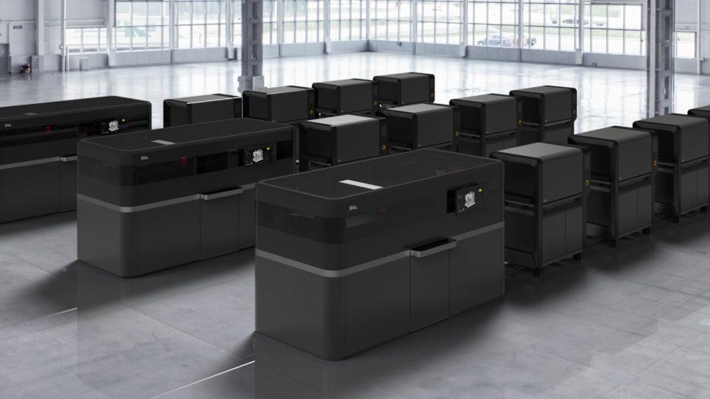 Dekstop Metal's Production Systems