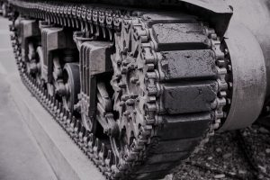 Military army tank