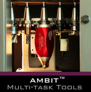 Hybrid Manufacturing Technologies' hybrid manufacturing system AMBIT