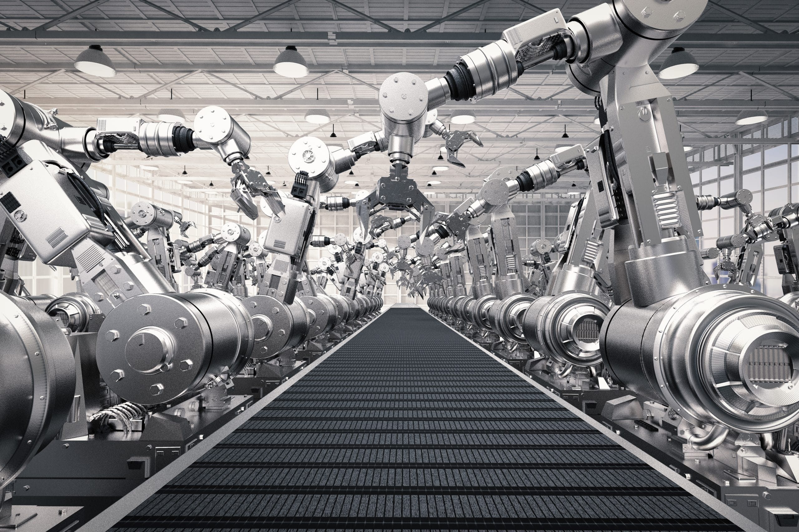 Combining 3D Printing and Robotics to Create Smart Factories