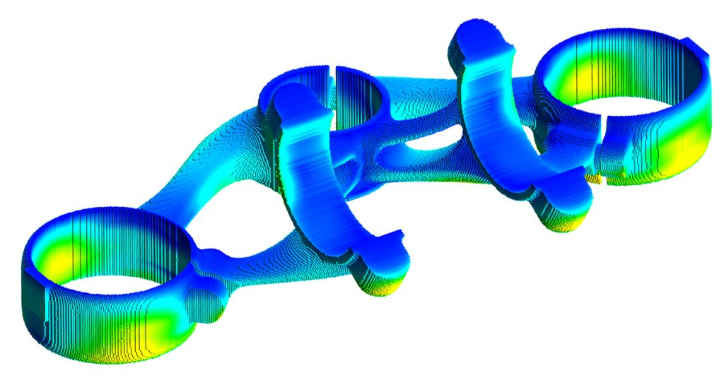 ANSYS Additive Print 3D Printing Simulation software