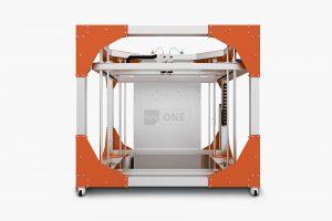 BigRep ONE v3 industrial 3D printer