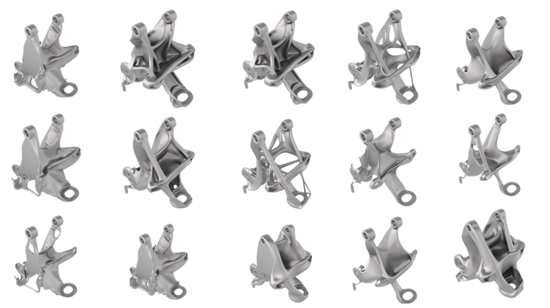 Generative Design and 3D Printing: The Manufacturing of