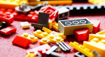 Lego bricks toy industry