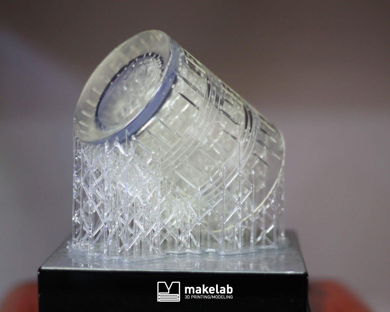 3D printed tumblr Makelab