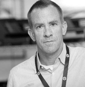 Dr. Tim Weber, HP Global Head of Metals 3D Printing Business