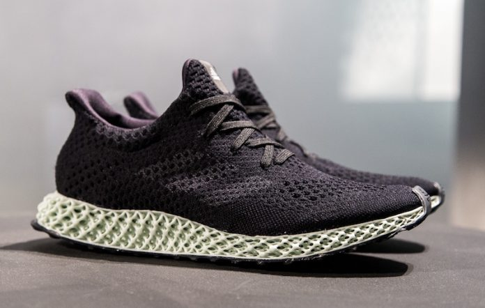 Adidas futurecraft 4d midsoles