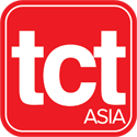 TCT Asia additive manufacturing trade show logo
