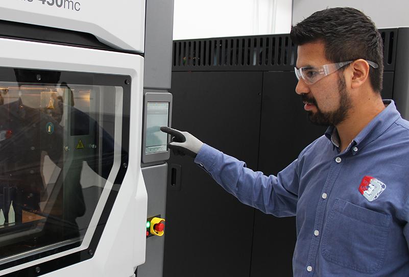 Tridi Mx, 3D Printing Service Bureau