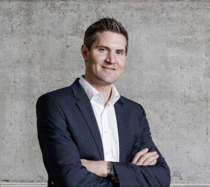 APWORKS CEO, Joachim Zettler