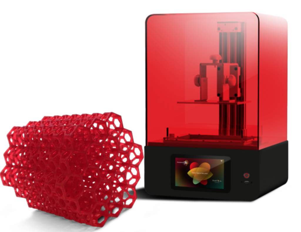 Photocentric's Liquid Crystal 3D printer