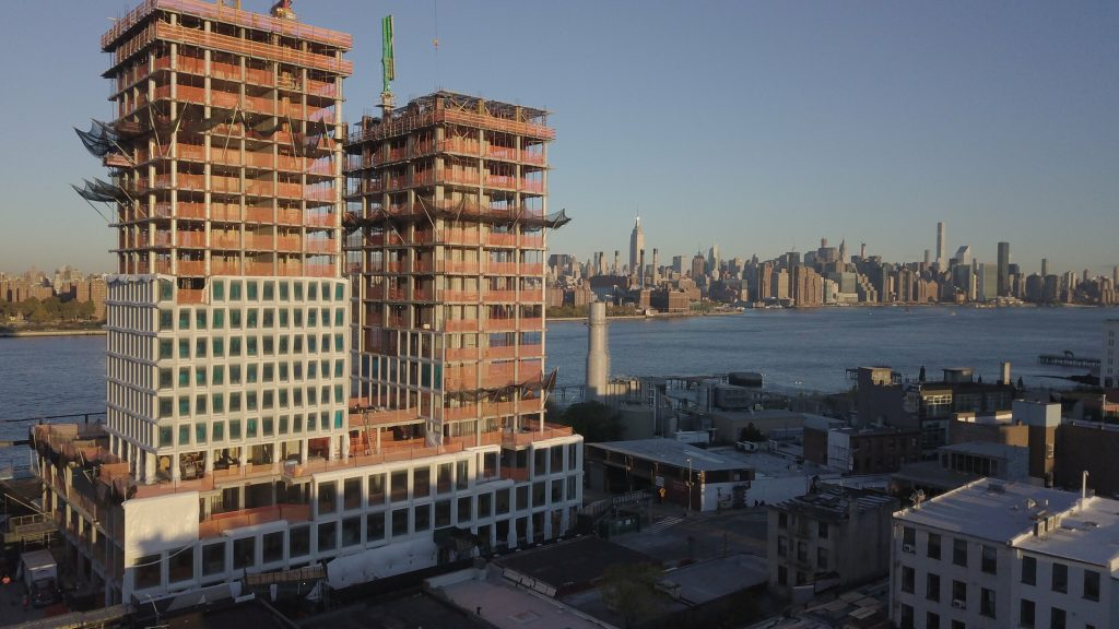 Using 3D printing to restore the facade of the Domino Sugar Factory in New York