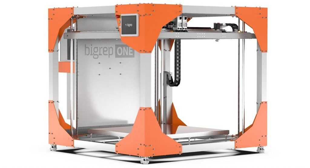 BigRep One v3 3D printer