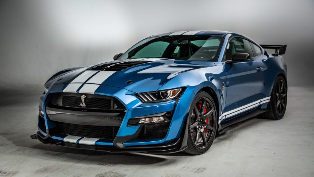 Ford's new 2020 Mustang gt500