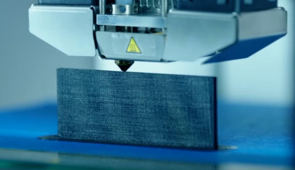 Essentium's High Speed Extrusion technology