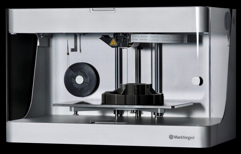 Markforged's Mark Two 3D printer, the successor to the Mark One [Image credit: Markforged]