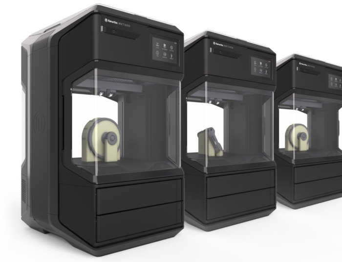 the method 3D printer from MakerBot