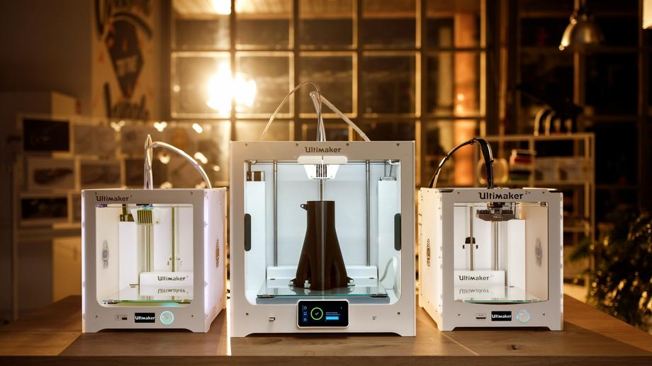 What Ultimaker's Rebranding Says About the Industrialisation of 3D Printing